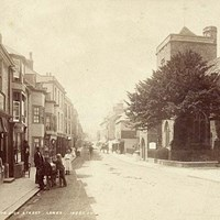Cliffe High Street, Lewes, East Sussex