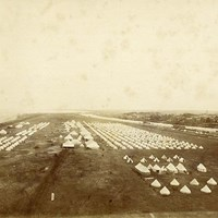 Army camp, Portslade, Brighton and Hove
