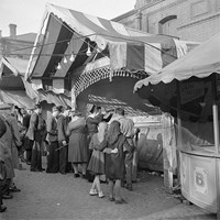 Easter Fair, Norwich, Norfolk