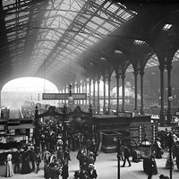Liverpool Street Station, City of London, Greater London