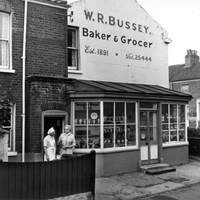 Bakers Shop, Norwich, Norfolk