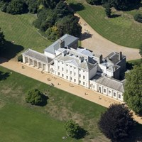 Aerial View, Kenwood House, Hampstead, Greater London
