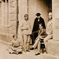 Charles Darwin's Sons, Down House, Downe, Greater London