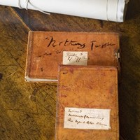 Darwin's Beagle Notebooks, Down House, Downe, Greater London