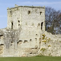 Ashton's Tower, Portchester Castle, Portchester, Hampshire