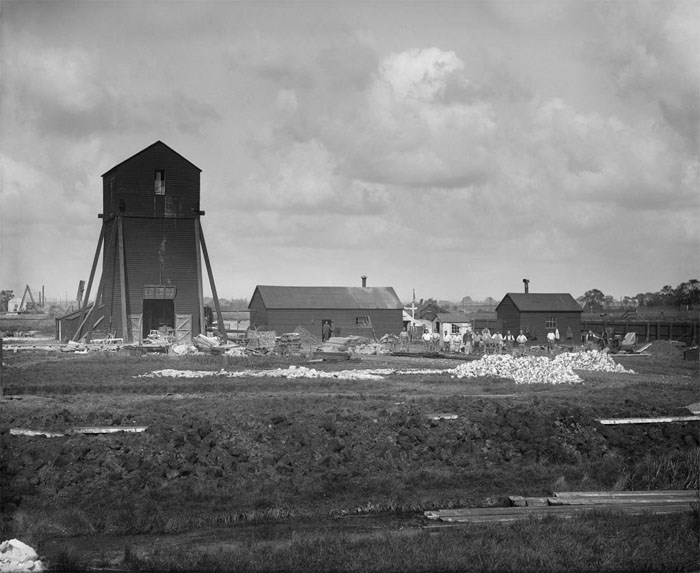 East London Water Works, New Road, Barking, Greater London