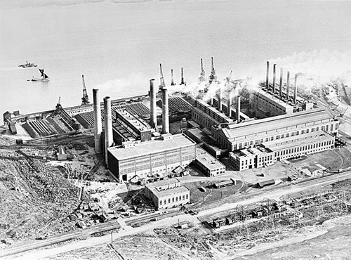 Barking Power Station, Creekmouth, Barking, Greater London
