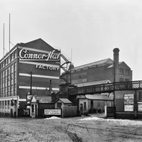 Connor Hat Factory, 65-67 Bute Street, Luton, Bedfordshire