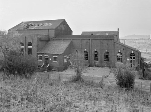 Power Station, Ilkeston, Derbyshire