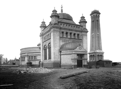 Streatham Pumping Station, Conyers Road, Streatham, Greater London