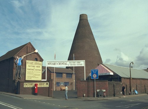Red House Glassworks, High Street, Wordsley, West Midlands
