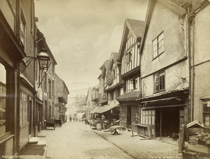 Butcher Row, Coventry, West Midlands