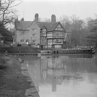 Bridgewater Canal Basin, Worsley, Greater Manchester