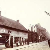 Bradshawgate, Leigh, Greater Manchester
