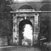 Archway Bridge, Archway Road, Highgate, Greater London