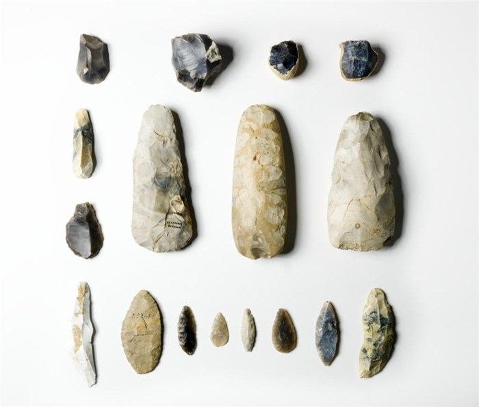 Early Neolithic Tool Kit