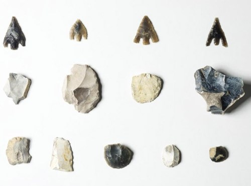 Early Bronze Age Tool Kit