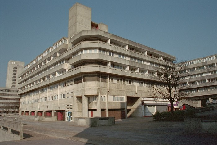 Council Housing, Wyndham Court, Southampton