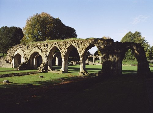 Hailes Abbey, Stanway, Gloucestershire