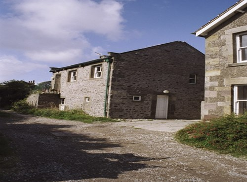 Building connected with the life of a slave, Overton, Lancashire