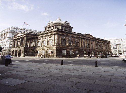 Town Hall, Liverpool, Merseyside