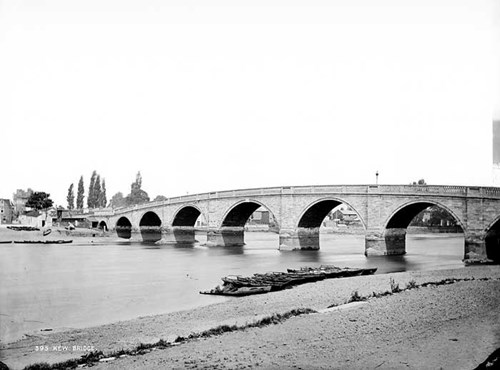 Kew Bridge, Kew, Greater London