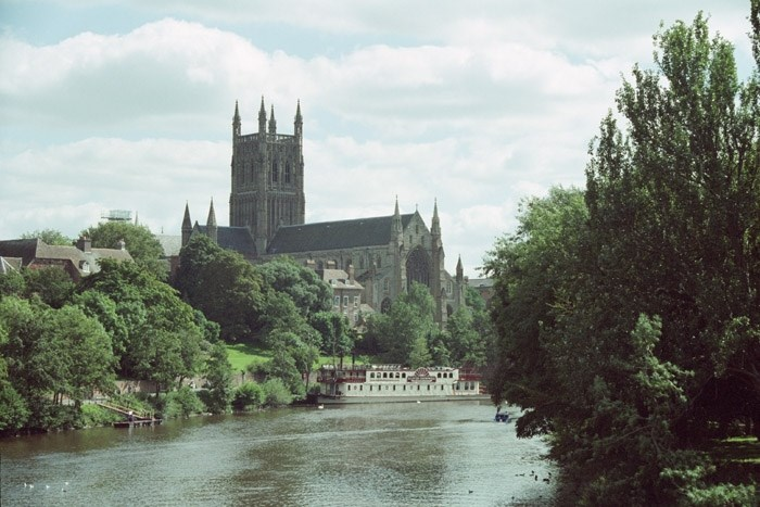 Worcester Cathedral, Worcester