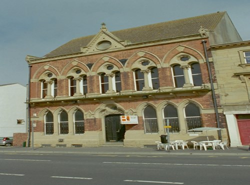 Museum and Public Library, Fleetwood, Lancashire
