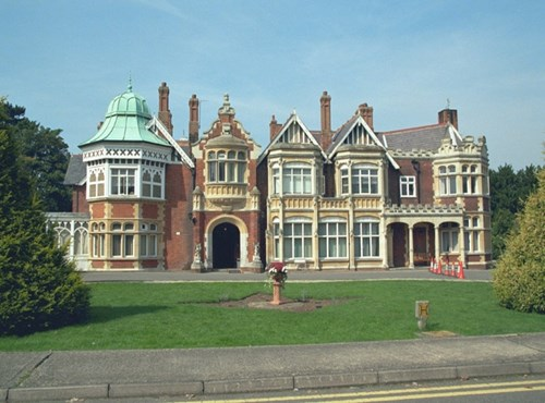 Bletchley Park House, Buckinghamshire