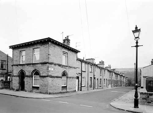 Edward Street, Saltaire, Shipley, West Yorkshire