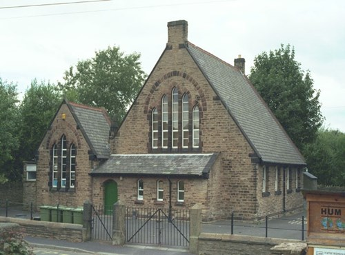 Roby Mill C of E Primary School, Up Holland, Lancashire