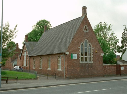Former British School, Melton Mowbray, Leicestershire