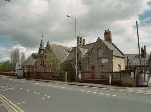 Former Lowfield Board School, Sheffield, South Yorkshire