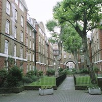 Bourne Estate, Clerkenwell Road, Camden Town, Greater London