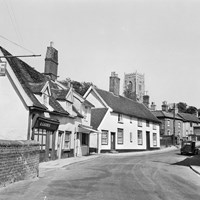 Bridge Street, Framlingham, Suffolk