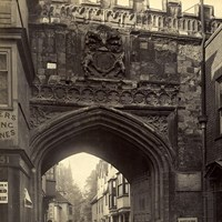 North Gate, High Street, Salisbury, Wiltshire