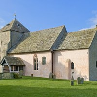 St Mary's Church, Kempley, Gloucestershire