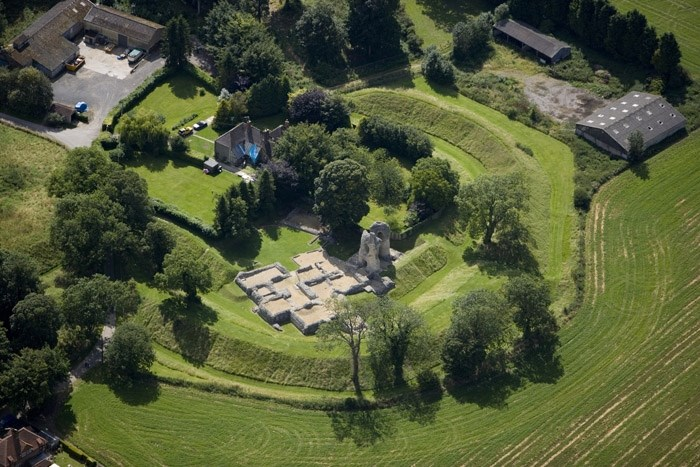 Ludgershall Castle, Ludgershall, Wiltshire