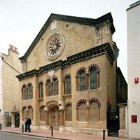 Brighton and Hove Hebrew Congregation Synagogue, 66 Middle Street, Brighton and Hove