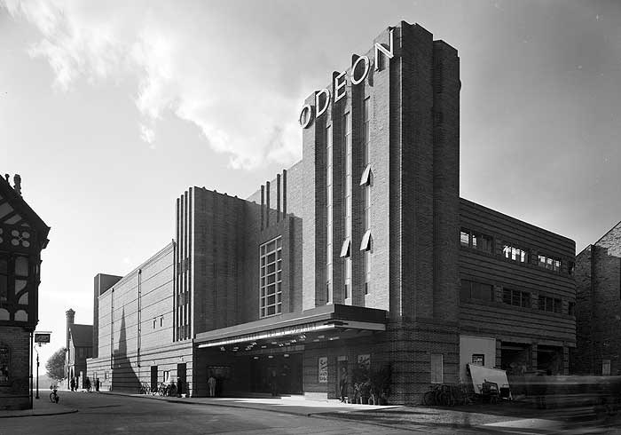Odeon Cinema,  Northgate Street, Chester, Cheshire