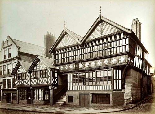 Falcon Inn, 6 Lower Bridge Street, Chester, Cheshire