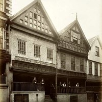 Bishop Lloyds Palace, 41 Watergate Street, Chester, Cheshire