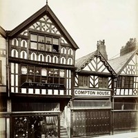 Bridge Street Row,  Bridge Street, Chester, Cheshire