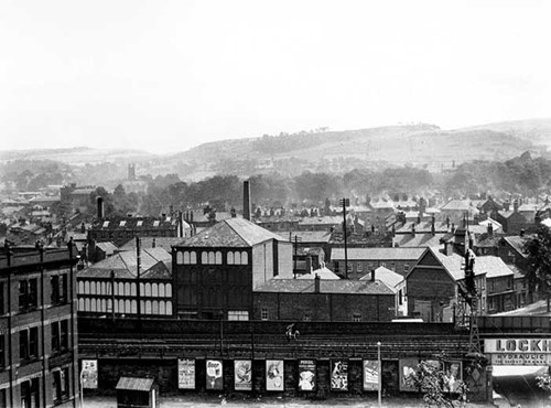 Macclesfield, Cheshire