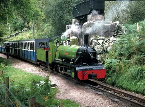 Ravenglass and Eskdale Railway, Cumbria