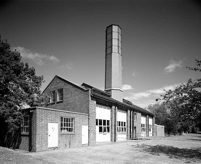 Boiler House, Aycliffe Hospital, Heighington, Durham