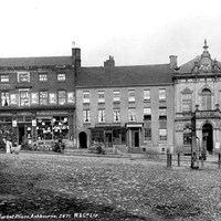Market Place, Ashbourne, Derbyshire