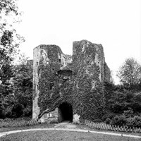Berry Pomeroy Castle, Gatehouse, Devon
