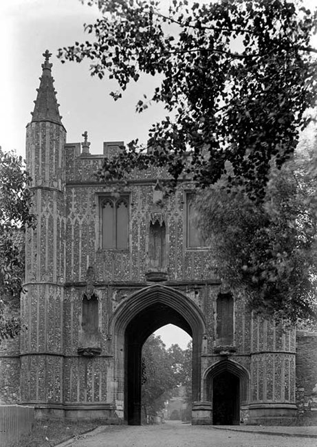 St Johns Abbey Gatehouse,  St Johns Green, Colchester, Essex