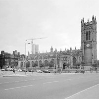 Cathedral church of St Mary, Manchester